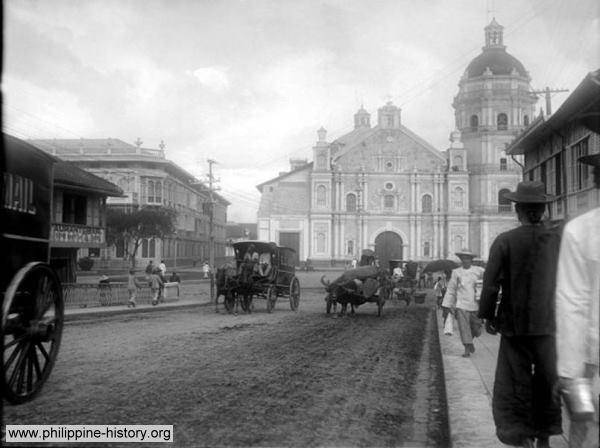 Binondo um 1900