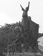 People Power Monument along EDSA, Quezon City