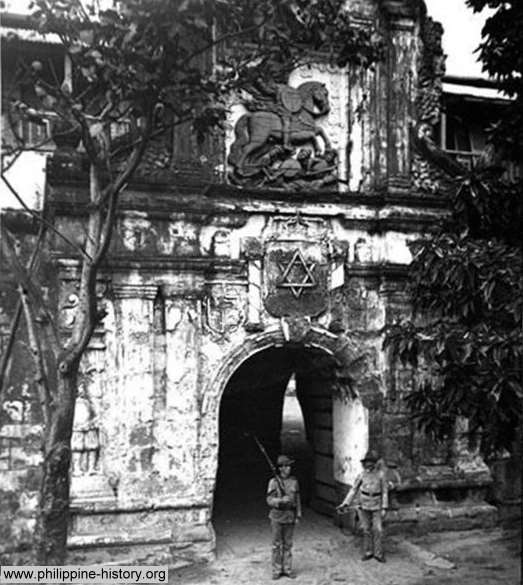Fort Santiagao, Manila