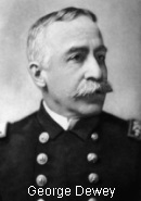 George Dewey, Admiral of the United States Navy