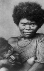 Negrito woman | Aeta woman