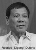 President Rodrigo Duterte of the Philippines